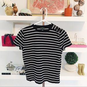 Lauren Ralph Lauren Striped T-shirt Size M